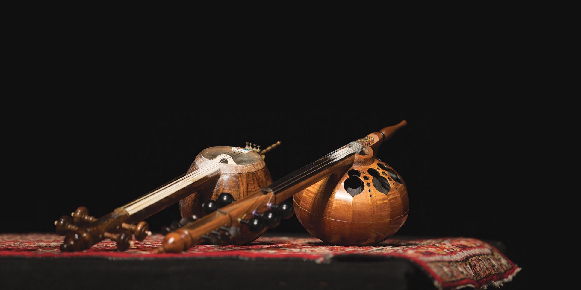 L'Arte di creare e suonare il Kamantcheh
