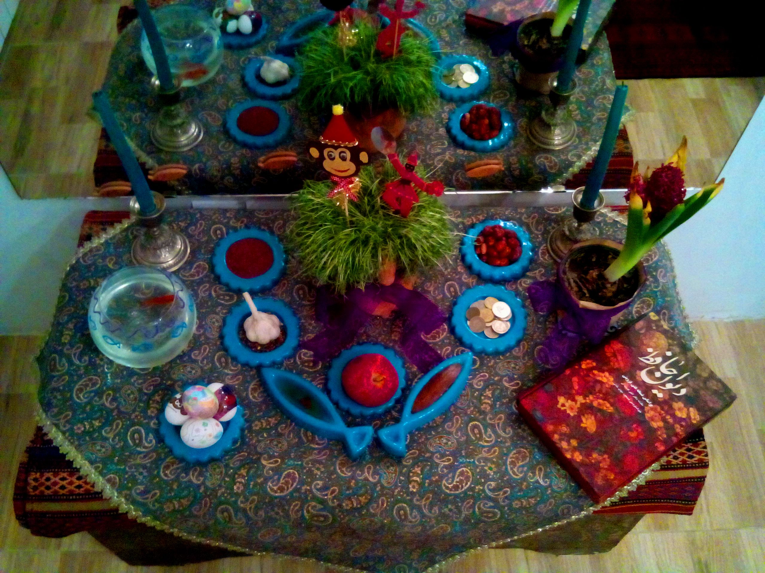 Nowruz, Il Capodanno Persiano