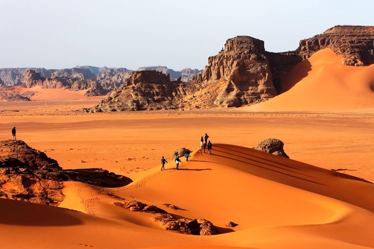 10 posti più caldi del mondo che sono testimoni dell'estate estrema