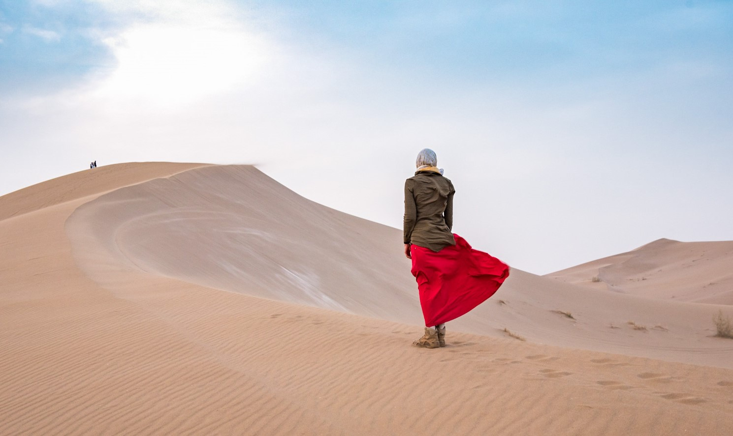 IRAN; CULTURA, NATURA, DESERTO