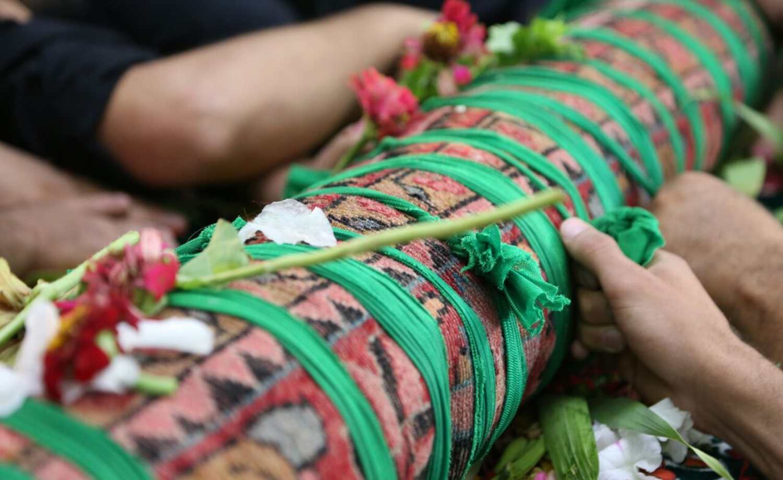 I rituali Qalishuyan di Mashad-e Ardehal in Kashan