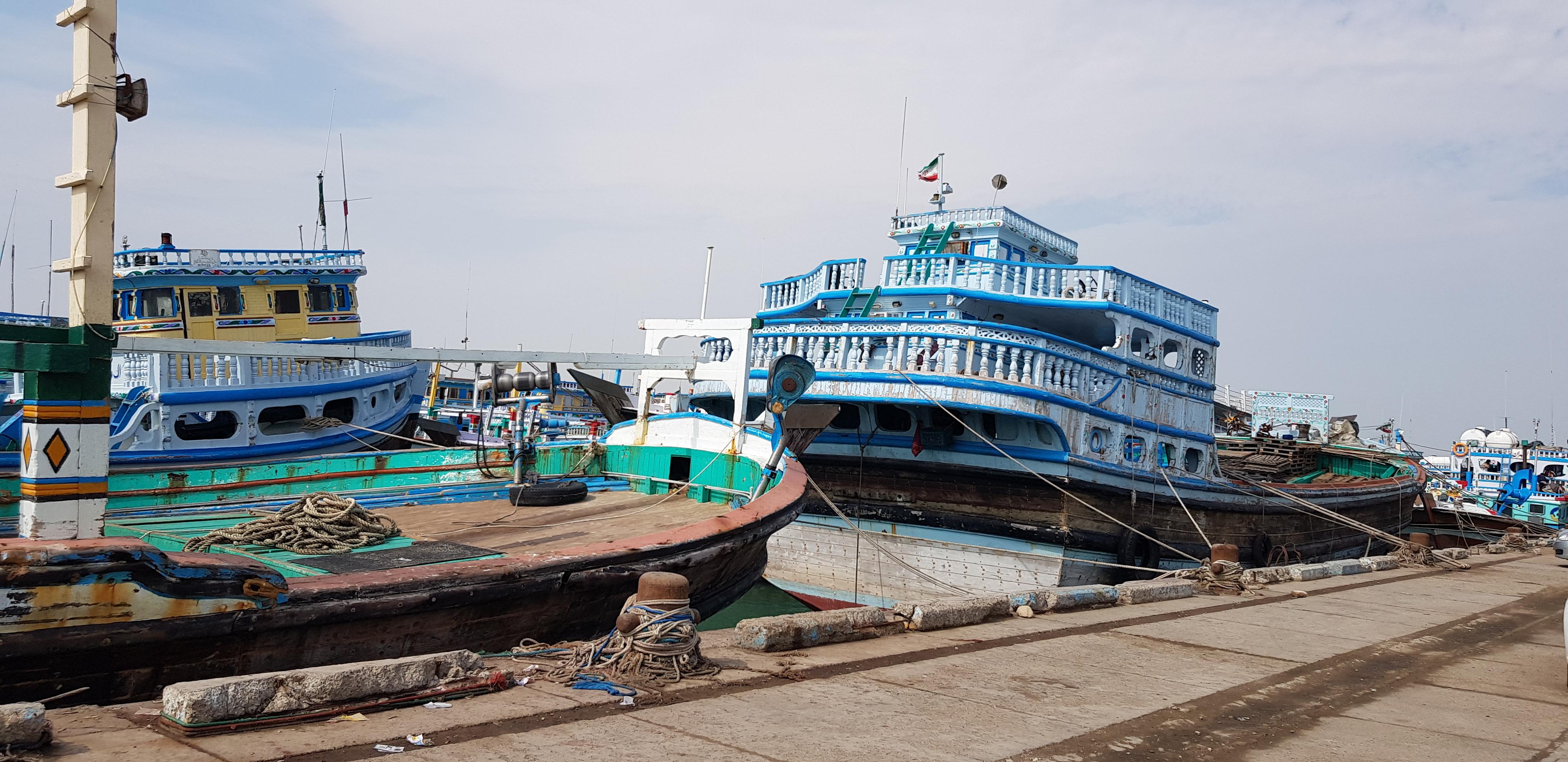 Abilità tradizionali di costruzione e navigazione delle barche Iraniane di Lenj nel Golfo Persico